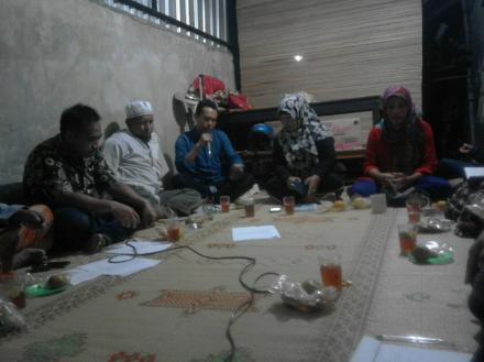 Mertosanan Kulon ditunjuk sebagai sample Kecamatan untuk Program Kampung KB