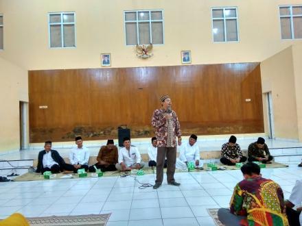 Sebagai ajang mempererat tali silaturahmi, Pemerintah Desa Potorono gelar syawalan bersama lembaga