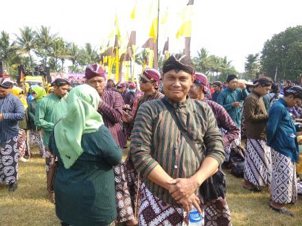Pemerintah Desa Potorono Hadiri Hari Jadi Kabupaten Bantul Ke-187