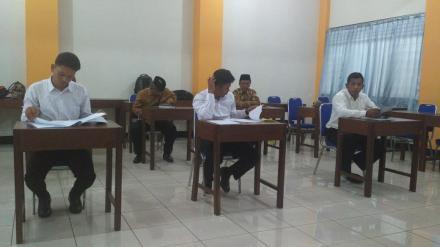 Desa Potorono Gelar Ujian Seleksi Dukuh Potorono