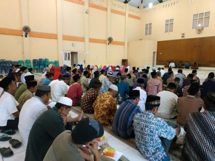 Jalin Silaturahmi, Pemerintah Desa Potorono Gelar Buka Puasa Bersama