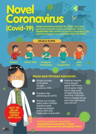 Informasi dari Kementrian Kesehatan Republik Indonesia