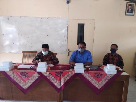 Tatap Penyaluran BLT DD Tahap 10,11 dan 12, Bamuskal dan Pemerintah Kalurahan Gelar Muskalsus