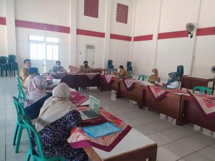 Biro Bina Pemberdayaan Masyarakat DIY Monitoring Dana Desa di Kalurahan Potorono