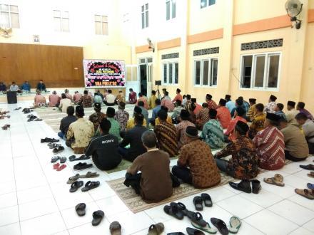Do'a Bersama memperingati Hari Jadi Desa Ke - 71